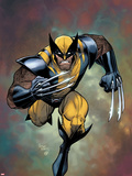 Wolverine No.302 Cover Znaki plastikowe autor Arthur Adams