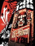 X-Men: The 198 No.2 Cover: Sentinel Plastic Sign by Jim Muniz