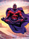 Uncanny X-Men No.521 Cover: Magneto Plastic Sign by Greg Land