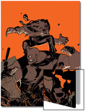 X-Factor No.3 Cover: Wolfsbane and Strong Guy Posters by Ryan Sook