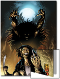 Wolverine No.14 Cover: Wolverine Prints by Darick Robertson