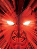 Astonishing X-Men No.24 Cover: Cyclops Plastic Sign by John Cassaday