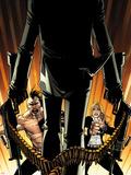 Daken: Dark Wolverine No.19 Cover: Daken Standing Plastic Sign by Giuseppe Camuncoli