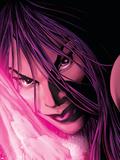 Uncanny X-Men No.455 Cover: X-23 Wall Decal by Alan Davis