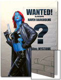 Mystique No.24 Cover: Mystique Posters