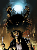 Wolverine No.14 Cover: Wolverine Wall Decal by Darick Robertson