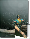 Wolverine: Switchback No.1 Cover: Wolverine Prints by Das Pastoras