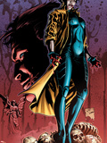X-Men No.24 Cover: Jubilee Standing on Skeletons Wall Decal by Will Conrad