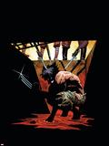 Logan No.1 Cover: Wolverine Plastic Sign by Eduardo Risso