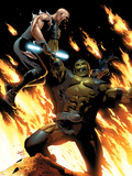 X-Men: Heroes And Martyrs No.2 Cover: Warskrull Wall Decal by Sean Chen