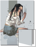 NYX No.4 Cover: X-23 Poster