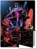X-Men No.12: Magneto, Scarlet Witch, Mastermind, Quicksilver, Toad Prints by Dalibor Talajic