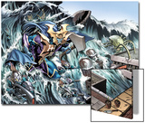 Alpha Flight No.1: Altuma Prints by Dale Eaglesham