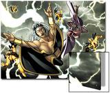 X-Men No.13: Magneto Flying Prints by Dalibor Talajic