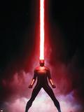 X-Men Origins: Cyclops No.1 Cover: Cyclops Plastic Sign by Adi Granov