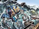 Alpha Flight No.1: Altuma Wall Decal by Dale Eaglesham