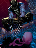 Wolverine: Enemy of The State MGC No.20: Wolverine Plastic Sign by John Romita Jr.