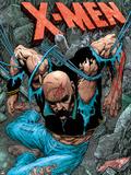 Uncanny X-Men No.393 Cover: Professor X Plastic Sign by Tom Raney