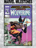 Marvel Milestones 3: Wolverine Cover: Wolverine Wall Decal by Walt Simonson