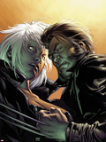 Ultimate X-Men No.59 Cover: Storm and Wolverine Wall Decal by Stuart Immonen