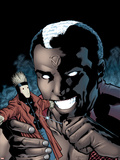 Gambit No.9 Cover: Brother Voodoo Plastic Sign by Georges Jeanty