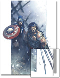 Ultimate War No.3 Cover: Wolverine Poster by Chris Bachalo