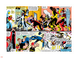 Uncanny X-Men No.142 Group: Shadowcat Wall Decal by John Byrne