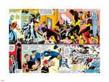 Uncanny X-Men No.142 Group: Shadowcat Wall Decal by John Byrne