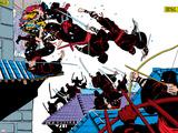 Wolverine No.2 Group: Wolverine Kunststof bord van Frank Miller