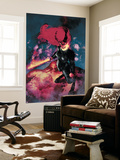 Uncanny X-Men 7 Classic: Magik Wall Mural by Frazer Irving