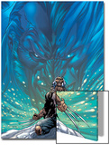 Wolverine The End No.4 Cover: Wolverine Prints by Claudio Castellini