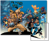 X-Men: The Complete Age Of Apocalypse Epics Cover: Sabretooth Prints by Joe Madureira