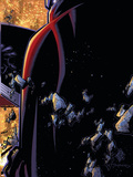X-Men: Age Of Apocalypse No.6 Cover: Magneto Wall Decal by Chris Bachalo