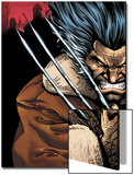 Weapon X: Days Of Future Now No.1 Cover: Wolverine Art by Bart Sears