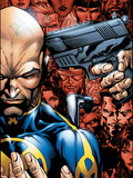 Weapon X: Days Of Future Now No.2 Cover: Professor X Plastic Sign by Bart Sears