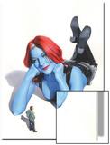 Mystique No.13 Cover: Mystique Posters