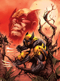 Wolverine: Killing Made Simple No.1 Cover: Wolverine Plastic Sign by Stephen Segovia