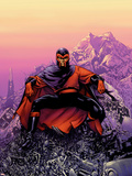 Ultimate X-Men No.62 Cover: Magneto Plastic Sign by Stuart Immonen