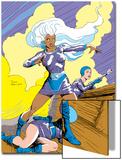 Classic X-Men No.22 Cover: Storm Prints by John Bolton