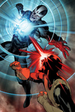 All-New X-Men 12 Cover: Havok, Cyclops Plastic Sign by Stuart Immonen