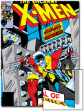 Uncanny X-Men No.122 Cover: Colossus and Wolverine Sztuka autor Dave Cockrum