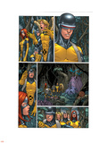 X-Men: First Class No.2 Headshot: Cyclops Plastic Sign by Roger Cruz