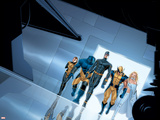 Astonishing X-Men No.1 Group: Cyclops, Wolverine, Beast, Shadowcat, Emma Frost and X-Men Plastic Sign by John Cassaday