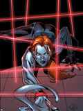 New X-Men: Hellions No.3 Cover: Mercury Plastic Sign by Mark Morales