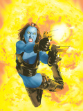 Mystique No.12 Cover: Mystique Wall Decal