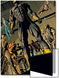 X-Men: Prelude to Schism No.3: Cyclops Standing with Others Behind Him Posters by Will Conrad