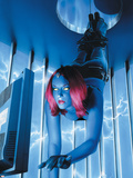 Mystique No.18 Cover: Mystique Wall Decal
