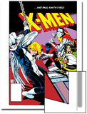 Classic X-Men No.24: Storm, Angel, Shadowcat and Colossus Art by Paul Smith