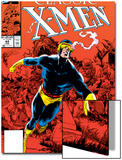 X-Men Classic No.44 Cover: Cyclops Posters by Steve Lightle