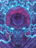 Excalibur No.2 Cover: Magneto Plastic Sign